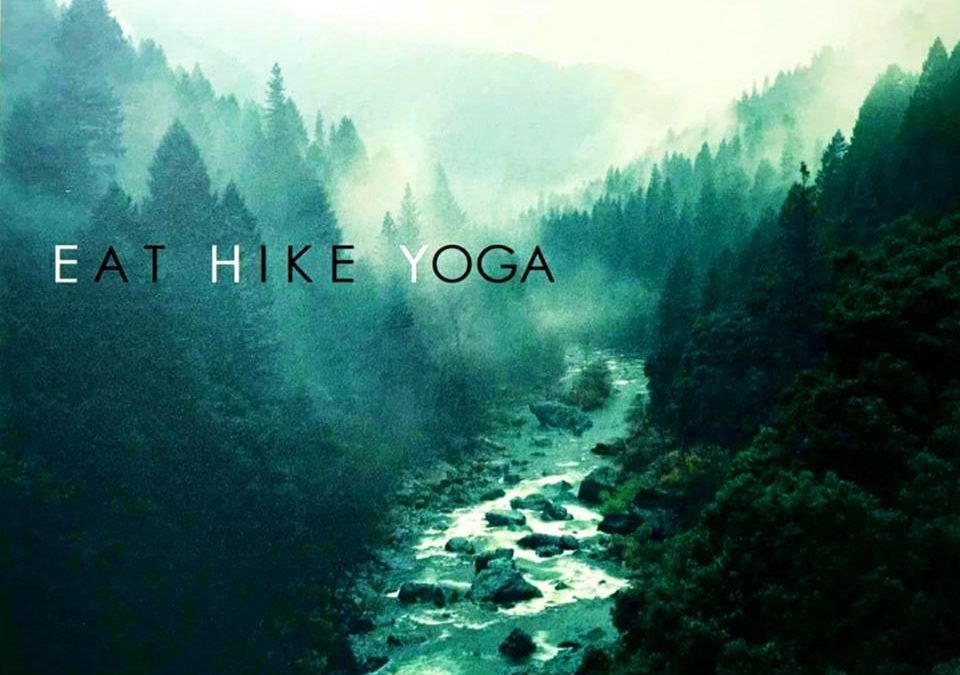 Yogadownload's EAT~HIKE~YOGA retreat!