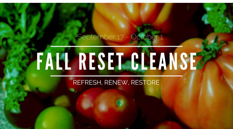 Guided Fall Reset Cleanse