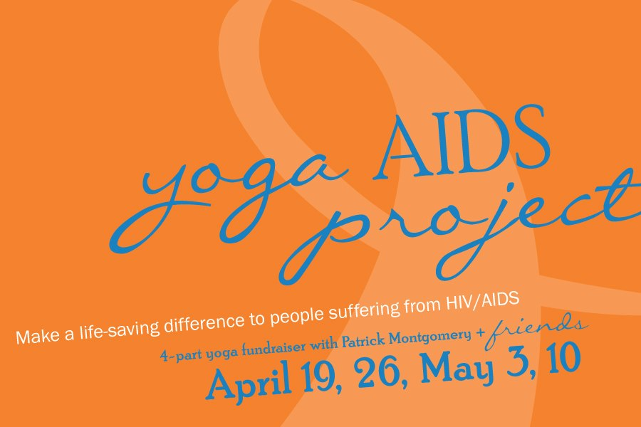 Yoga benefit for HIV/AIDS