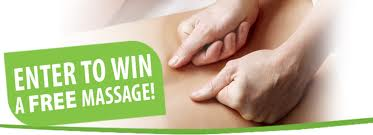 June Challenge: Ladies, put on your flats!  Men, slide that wallet to your back pocket!  Win a free massage!