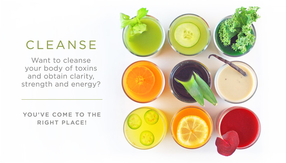Upcoming 14-Day Detox Cleanse
